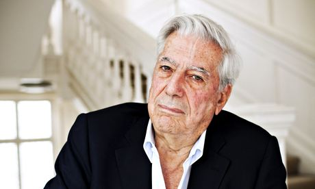 My interview with Mario Vargas Llosa