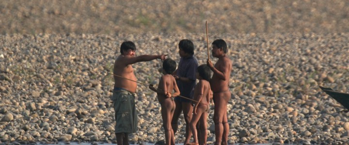 The isolated tribe in Peru that's reaching out