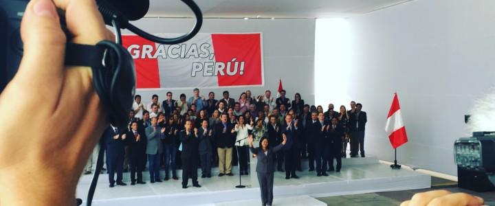 Fujimori concedes defeat to Kuczynski in Peru's election